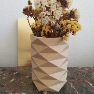 pot à crayons vase