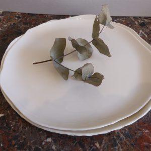 assiette céramique